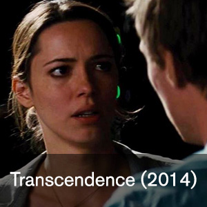 Transcendence. FIS 394 The Moviegoer's Guide to the Future