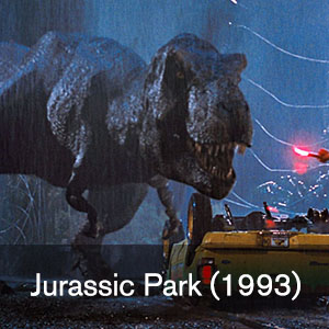 Jurassic Park. FIS 394 The Moviegoer's Guide to the Future